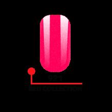 """Гель-лак """"Формула цвета"""", Red collection uv/led №921, 5 мл."""