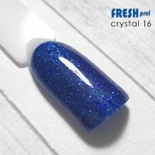"Гель-лак Fresh prof ""Crystal"" 16"