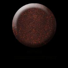 Мерцающая акриловая пудра - шоколадный мусс 6616