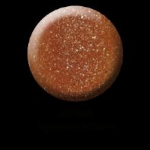 Мерцающая акриловая пудра - красное золото 6620