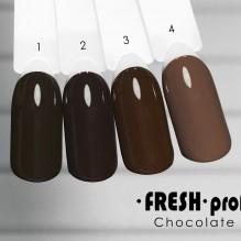 Гель-лак Fresh Prof Chocolate Ch01