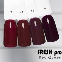 Гель-лак Fresh Prof Red Queen R13