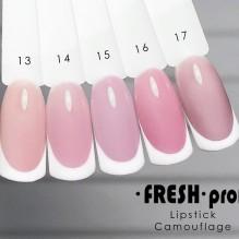 Гель-лак Fresh Prof LipStick Comouflage №13