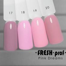 Гель-лак Fresh Prof Pink P17
