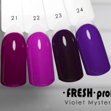 Гель-лак Fresh Prof  Violet Mystery V21