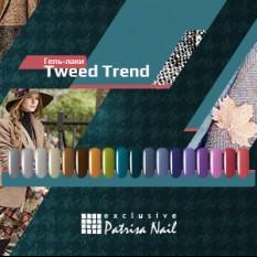 Трехфазные гель-лаки «Tweed Trend»
