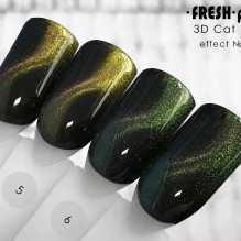 Гель-лак Fresh prof 3D Cat Eye effect №06
