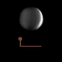 Цветной гель 4D - черная жемчужина 24