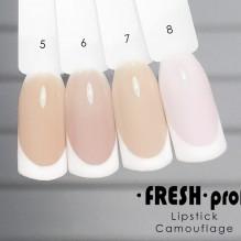 Гель-лак Fresh Prof LipStick Comouflage №05