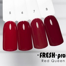 Гель-лак Fresh Prof Red Queen R05