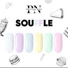 Трехфазные гель-лаки «Souffle»