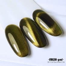 Гель-лак Fresh prof 5D cat eye 04 10g