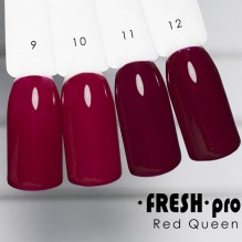 Гель-лак Fresh Prof Red Queen R09