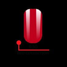 """Гель-лак """"Формула цвета"""", Red collection uv/led №930, 5 мл."""