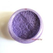 Жидкая слюда фиолетовая большой объем №12