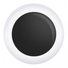 Гель-краска черная №T2 стемпинг, аэропуффинг, китайская роспись, 5 гр