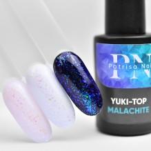 Yuki-top Malachite без липкого слоя, 8 мл