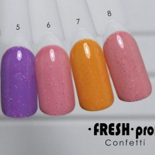Гель-лак Fresh Prof Confetti 05