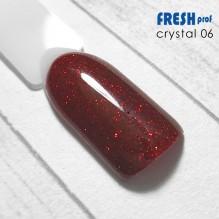 "Гель-лак Fresh prof ""Crystal"" 06"