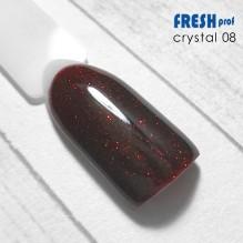 "Гель-лак Fresh prof ""Crystal"" 08"