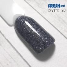"Гель-лак Fresh prof ""Crystal"" 20"