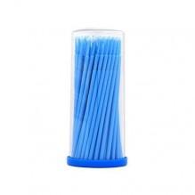 Микробраши одноразовые d.2.5 mm blue 100шт. в уп